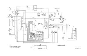Figure 128 Wiring diagraminterconnecting wiring harness