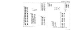 Figure 115 Mode I relay box (A27) wiring diagram 5060 Hertz generator sets