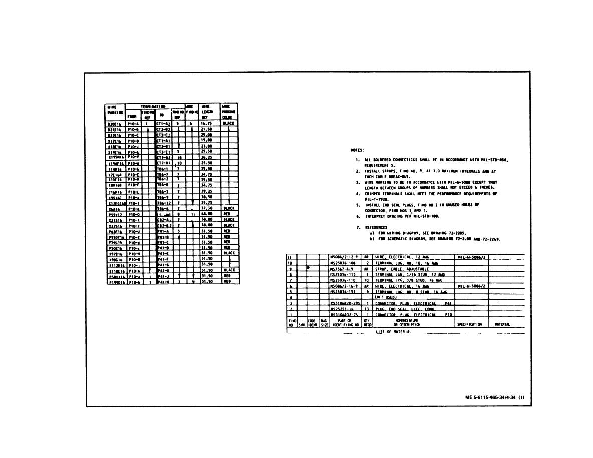 Figure 4 34 Ac Power Control Wiring Harness Drawing No