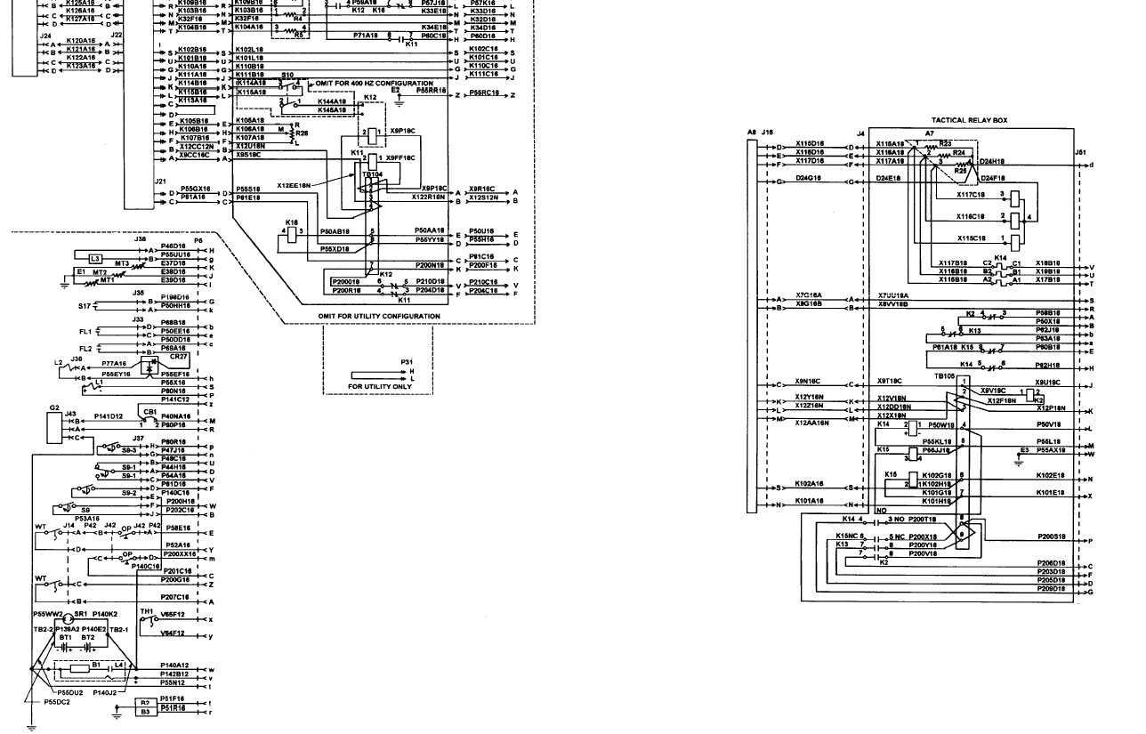 Fo 1 Ac And Dc 15 And 30 Kw 50 60 And 400 Hz Precise And Utility Wiring Diagram Drawing No