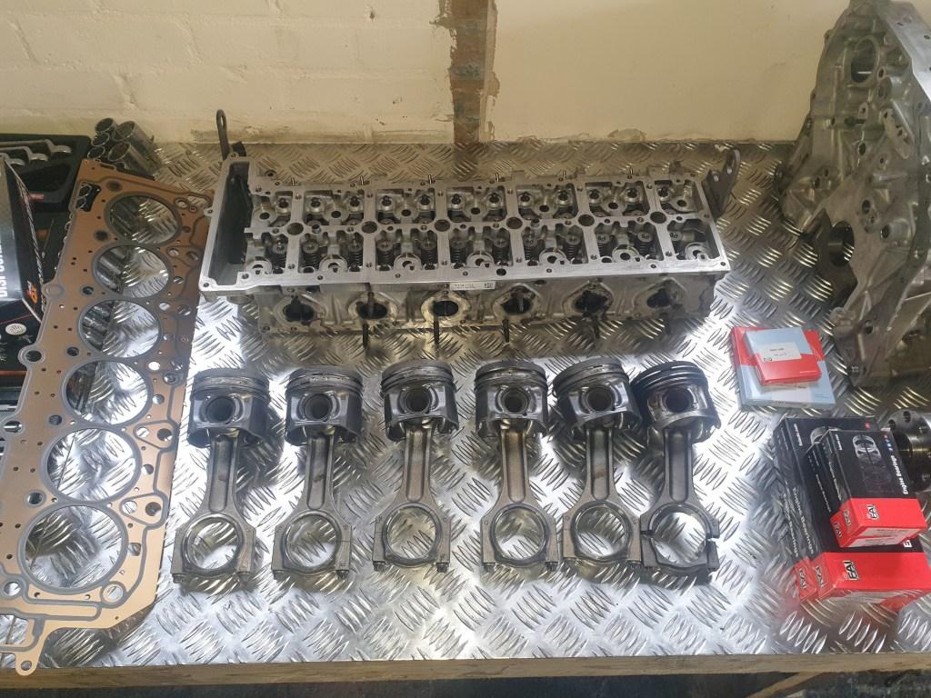 bmw n57 engine repair parts