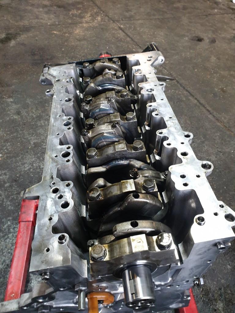 bmw engine n57