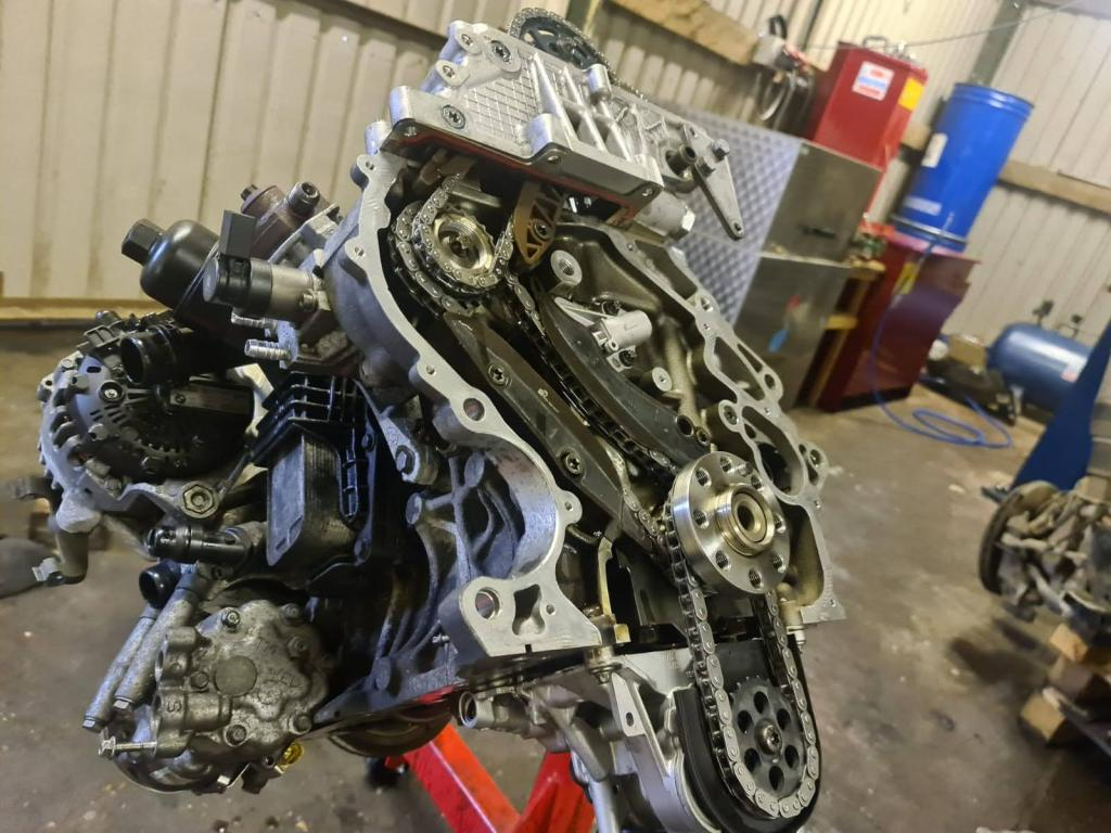 Mini Countryman Engine Timing