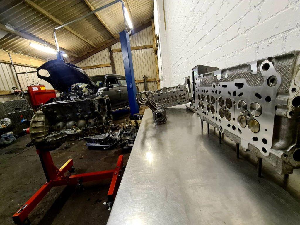 engine rebuild services