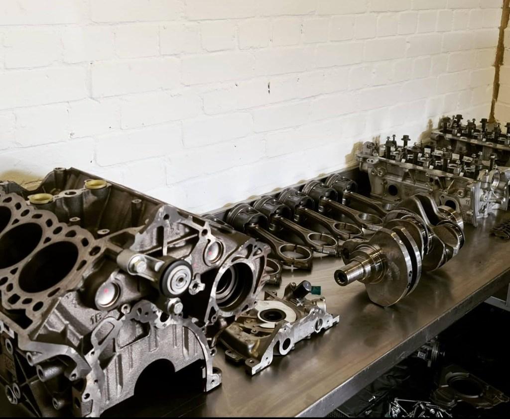 306dt engine rebuild