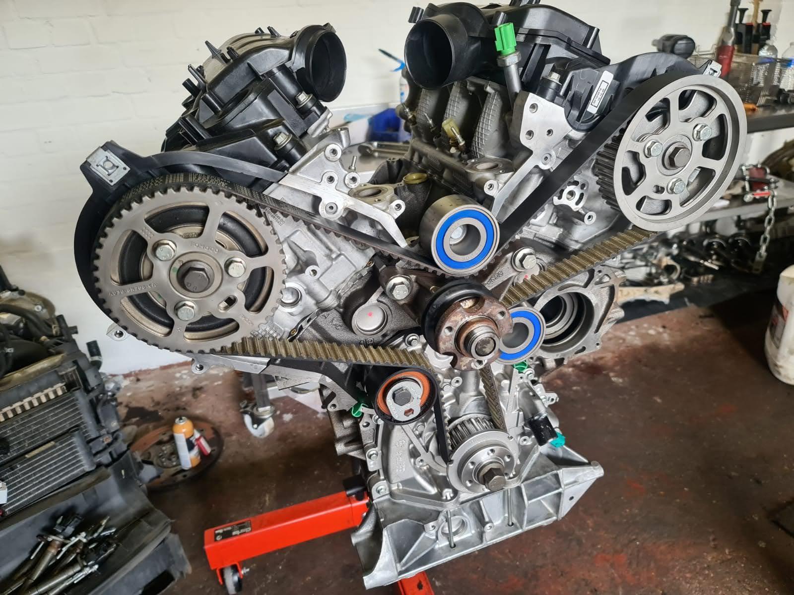 jaguar tdv6 engine