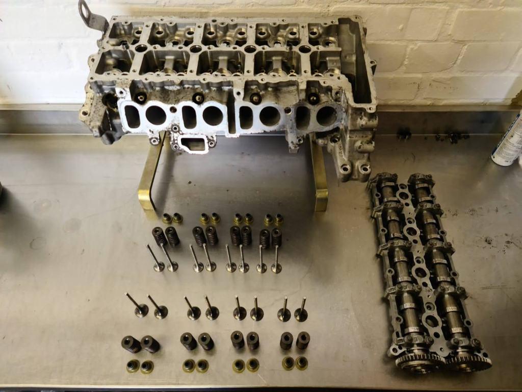 mini 2.0 engine rebuild