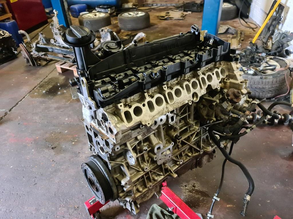 bmw 3.0 engine rebuild