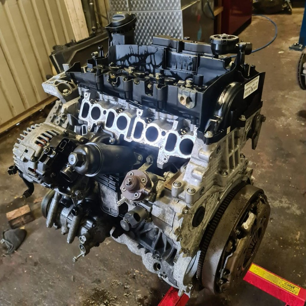 n47c16a engine rebuild