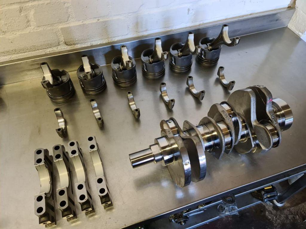 3.0 tdv6 rebuild parts