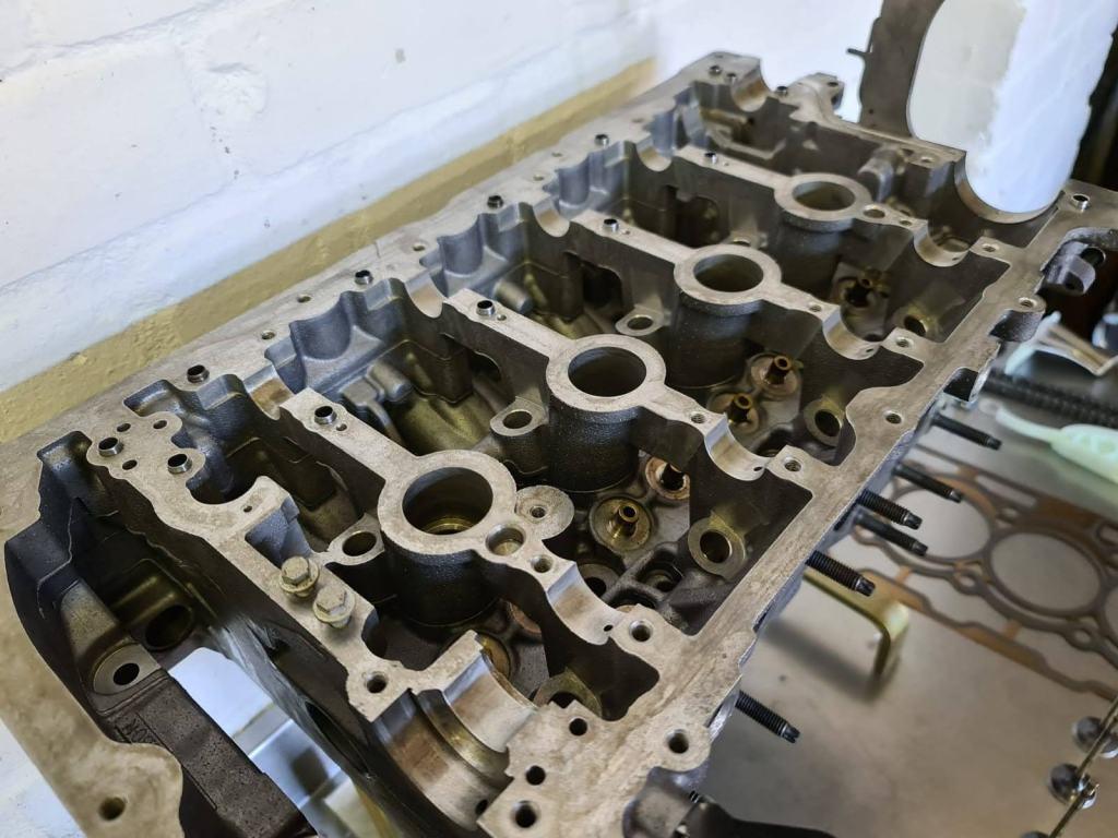 mini 1.6 engine rebuilding