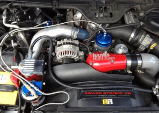 Bulletproof Ford 6.0 Powerstroke Engine
