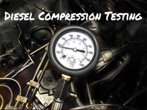 How-To: Choose and Use a Diesel Compression Tester