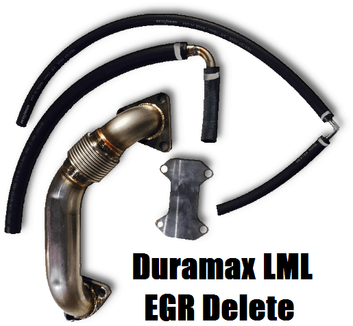 duramax lml egr delete kit dieselpowerup