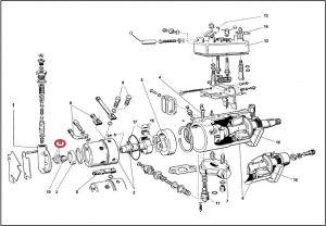 Cav Carbon Vanes Blades Roto Diesel | Diesel Spare Parts