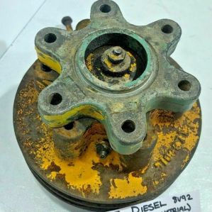 Pulley Hub & Spacer Fan Detroit Diesel 8V92 (MARINE) 2 RIB 5144797 / 5103371