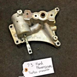 1994-1997 7.3L Ford F-250 F-350 Power Stroke Turbo Mount 38CJ2298 OEM