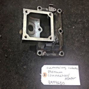 Cummins Industrial 6.7 ADAPTER CONNECTION 3999630 OEM