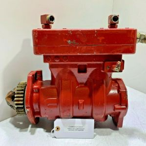 Cummins 2 CYLINDER WABCO AIR COMPRESSOR 3687356 OEM