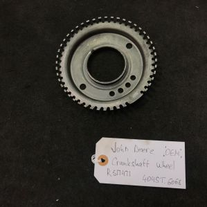 Crankshaft Wheel R517471 For John Deere 4045T OEM