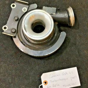 (FOR PARTS ONLY) CUMMINS QSB 4.5 TURBOCHARGER TD04HL4SC 49389-03560 OEM