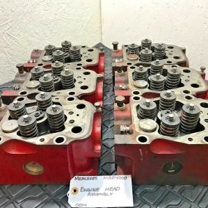 MERCEDES MBE4000 ENGINE CYLINDER HEAD ASSEMBLY OEM