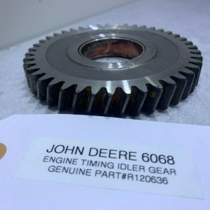 John Deere 6068 Diesel Engine Timing IDLER Gear R120636 OEM