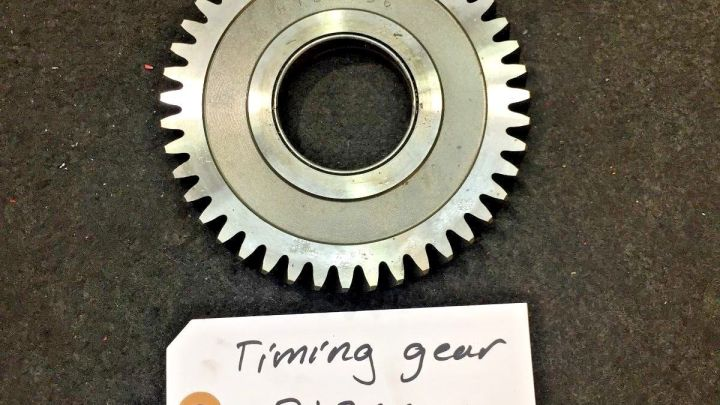 John Deere 4045 6068 Diesel Engine Timing Gear RE56369 R120636 OEM