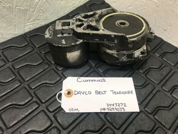Dayco Cummins Belt Tensioner 3443272 4299033 OEM