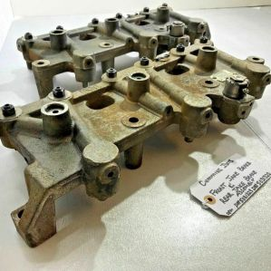 CUMMINS ISX15 FRONT AND REAR JAKE BRAKE ASSEMBLY 5031323 / 5031322 MODEL 797 OEM