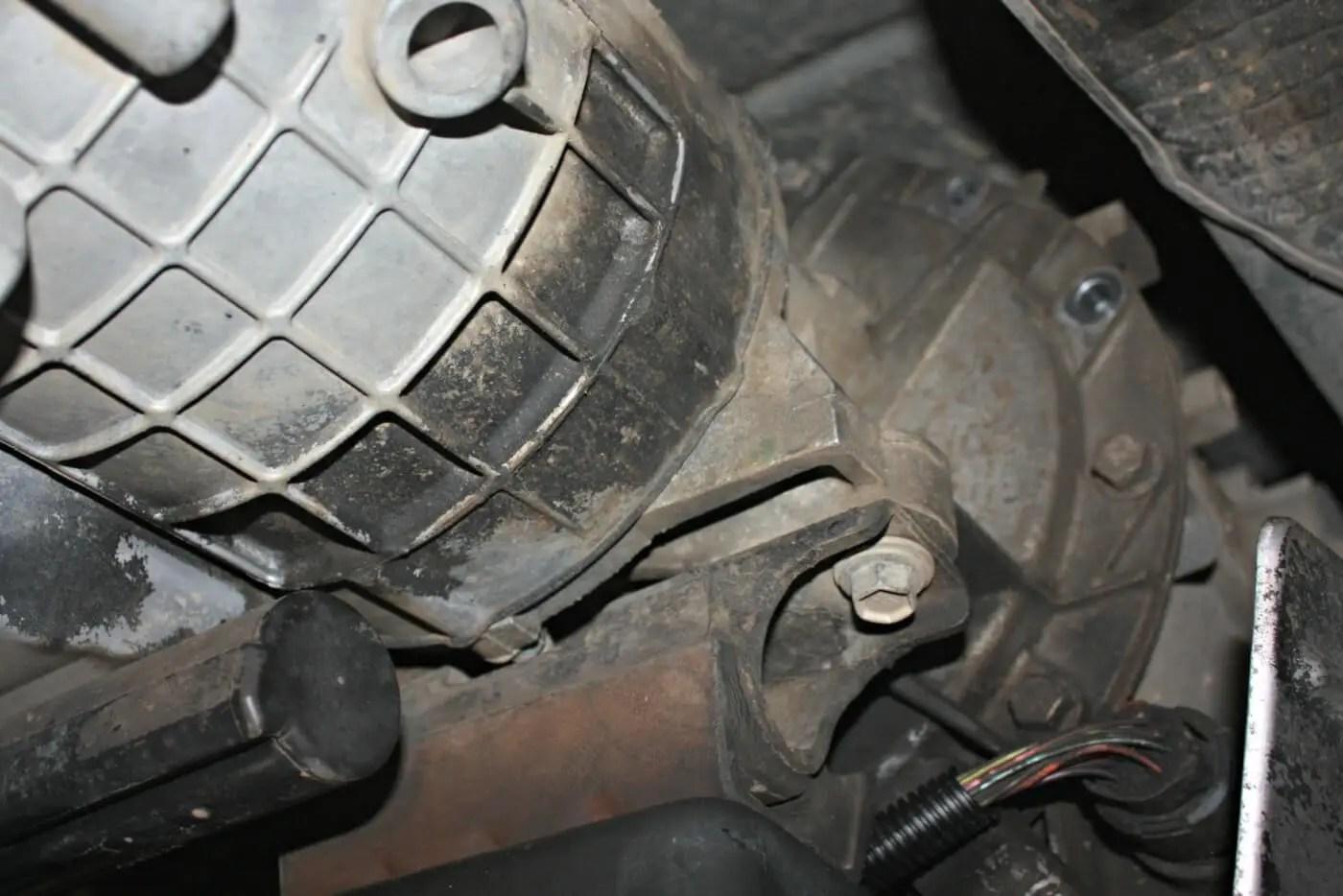Transfer Case Transformation: Installing a PPE Pump Rub