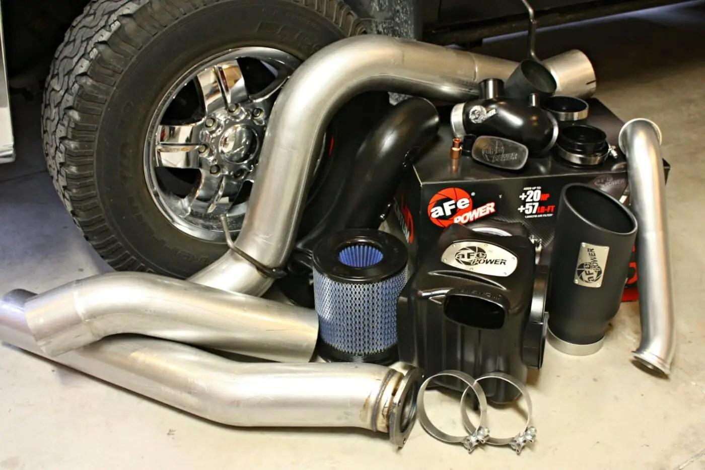 400+ HP Emissions-Friendly Duramax