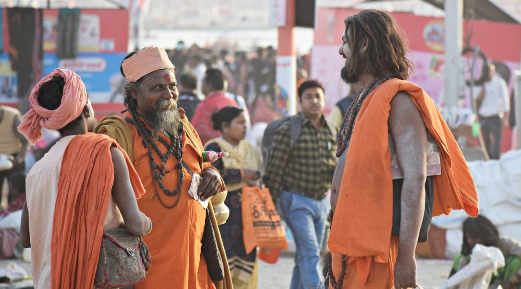 Het Christus Indië besoek?