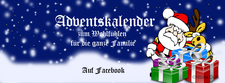 Kostenlose Titelbilder für Facebook Chronik - Weihnachten (1/6)