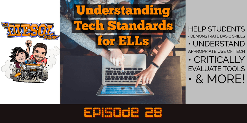 Understanding Tech Standards for ELLs