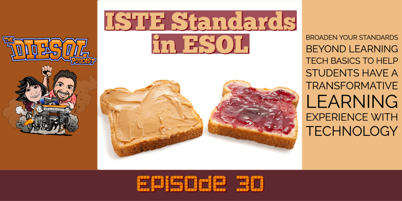 ISTE Standards in ESOL