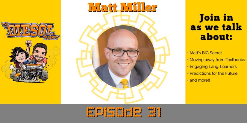 DIESOL 031 - Matt Miller
