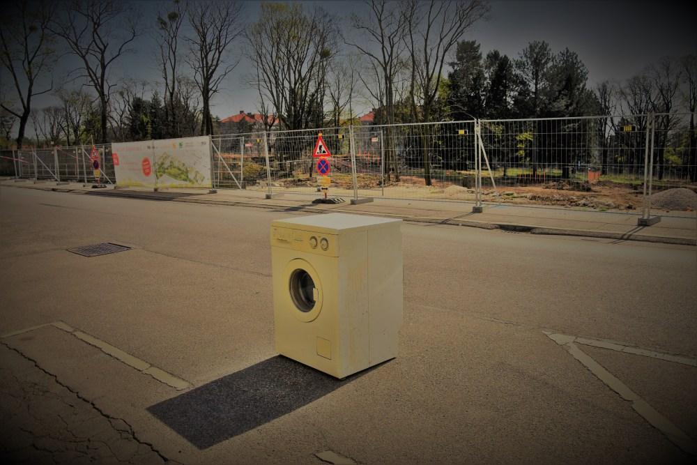 Waschmaschine © Silvia Springer