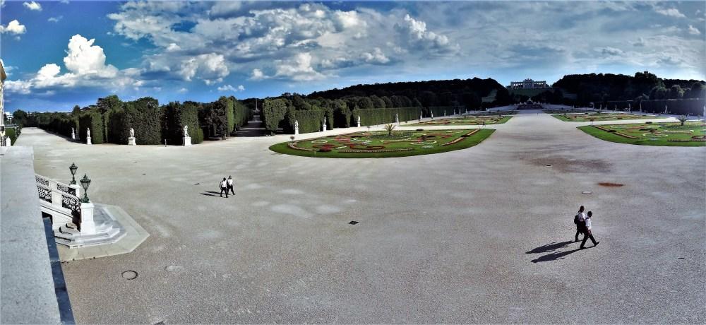 Schönbrunn Nowadays © Silvia Springer