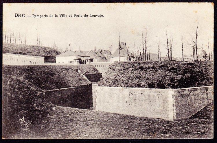 Leuvense Poort in 1903