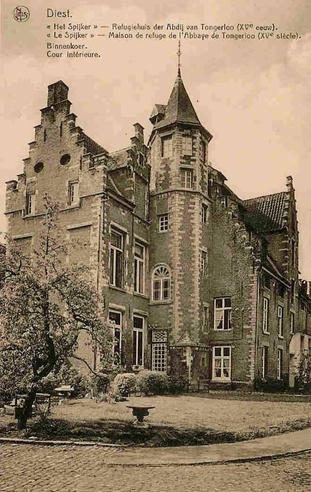 Het Spijker in 1932