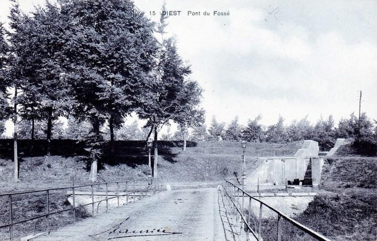 Antwerpse Poort in 1907