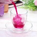 ダイエットレシピ|簡単!ハマるおいしい!脱夏バテ赤しそドリンク|FiNC(フィンク)