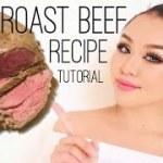 超簡単ローストビーフの作り方【ダイエットレシピ】| roast beef recipe