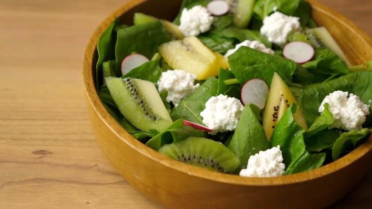 【栄養の日・栄養週間 2018 レシピ】ダイエット中でも!キウイフルーツでおいしく栄養補給