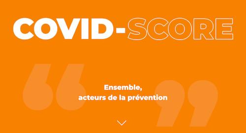 covid score