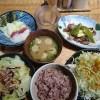 ダイエット83日目の食事