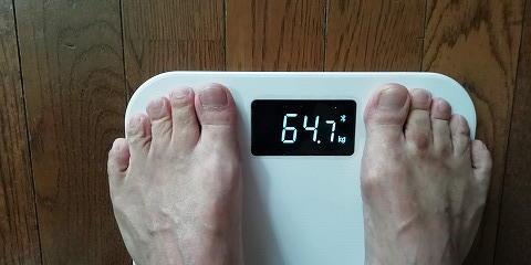前回写真公開から1キロ減りました!