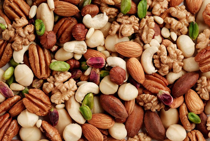"Why Not ""Go Nuts"" for The Health Benefits?"