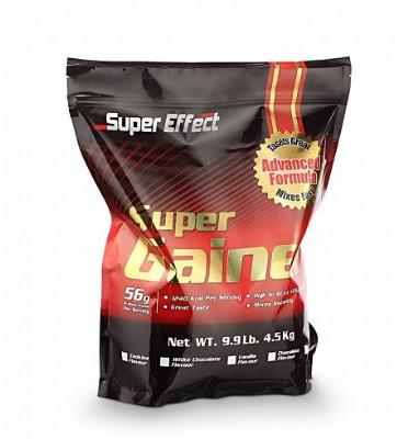 סופר גיינר (SUPER GAINER) אבקה לעליה במשקל והגדלת המסה השרירית.